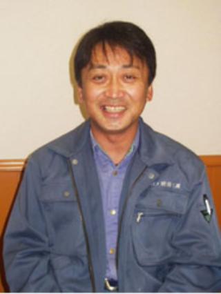 有限会社 吹上設備工業専務取締役 吹上弘則