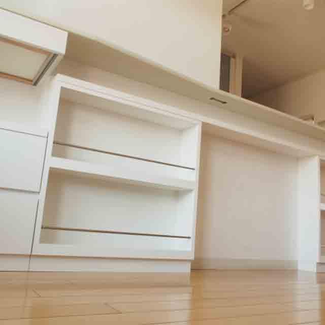 収納スペース増加リフォーム